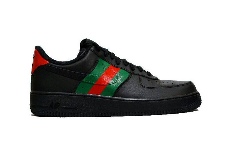 ae74491cf Gucci shoes gucci customgucci sneaker | Etsy