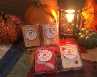 Autumn Wax Melts - Assorted Fragrances