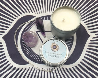 Brow Chakra Soy Candle