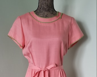 Vintage -Peck & Peck Pure Silk Dress
