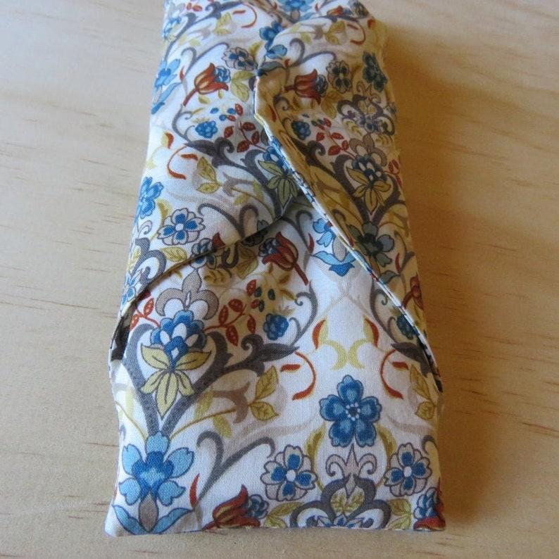 Zero waste cloth menstrual pad pattern image 0