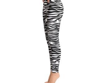 6511320b10128 Fashion Zebra - Leggings