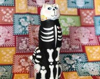La Catrinita Crafts: Day of the Dead Cat