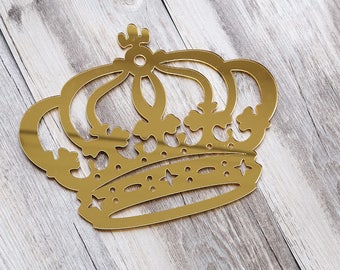 Crown Decor Etsy