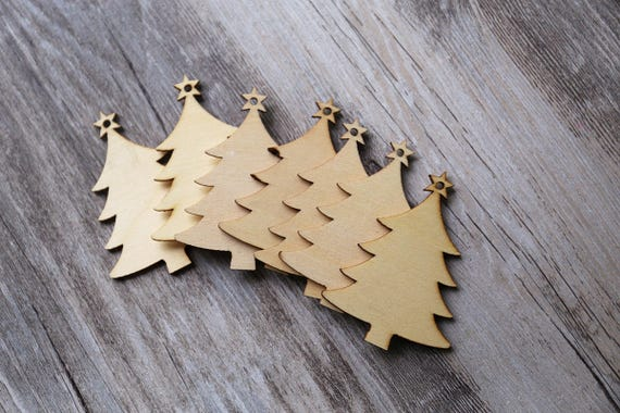 image 0 - Wooden Christmas Decorations To Make
