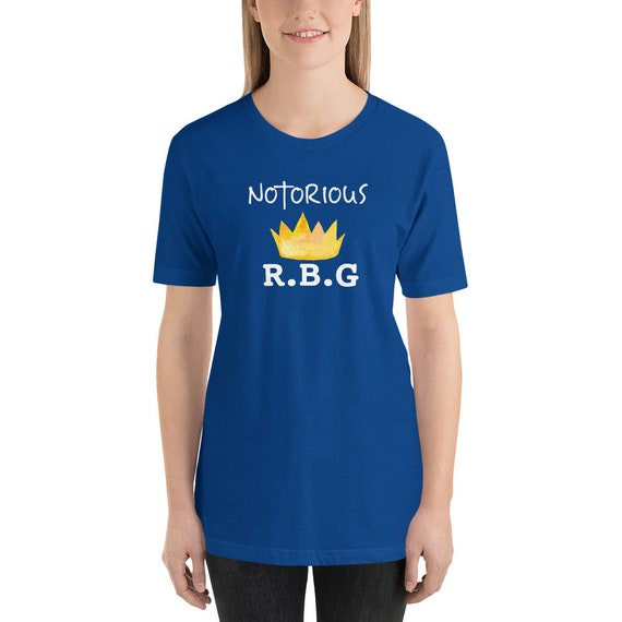 689524825bb2 Notrorious RBG Ruth Bader Ginsburg Supreme Court Justice | Etsy