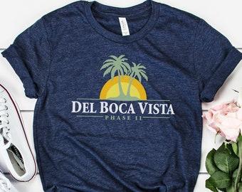 6952b7a5c8a Del Boca Vista Phase II Funny Seinfeld TV Show Inspired Short-Sleeve Unisex  Dark T-Shirt