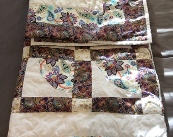 Paisley Baby Quilt