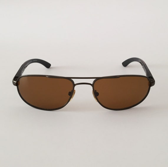FLASH Vintage Aviator Sunglasses 80s - Designer S… - image 1