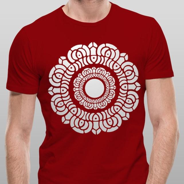 White Lotus Symbol Shirt Unisex Womens Mens Cartoon Etsy