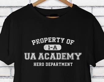 Boku No Hero Academia Inspired Shirt