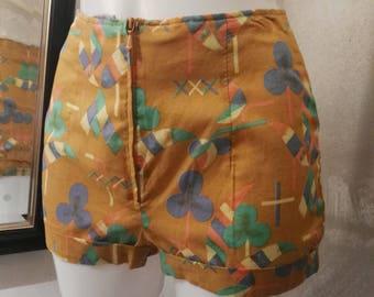 Beautiful Ochre Yellow potpants