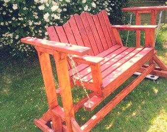 Porch swing - balançoire