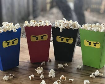 Personalized Popcorn Bags