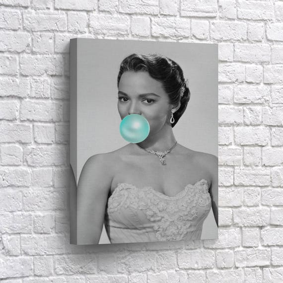 Dorothy Dandridge Wall Art