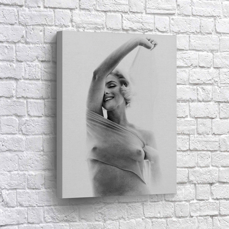 Marilyn Monroe Wall Art Canvas Art Decor Marilyn Monroe -8175