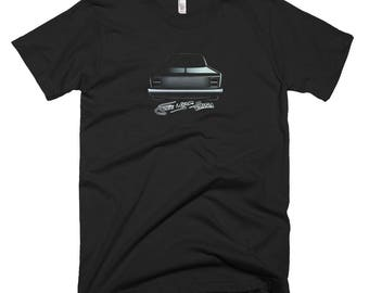 Free Your Happy Squarebody Pickup Ghosted Short-Sleeve T-Shirt