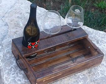 Wine Tray Small
