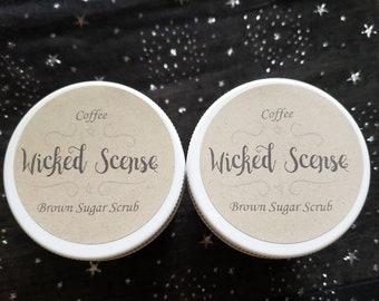 Coffee and Brown Sugar Scrub