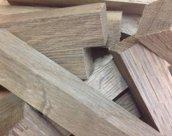 Cumberland River Oak Pen Turning Blanks, Lumber, Wood, Wood Crafts, Rustic Wood, Wood Project Supply