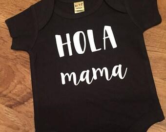 Hola Mama Onesie