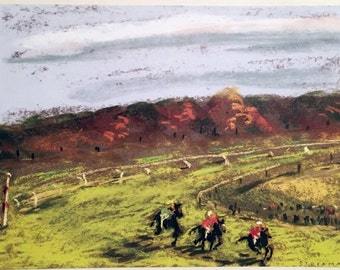 Prints and Cards - Far Hills Steeplechase