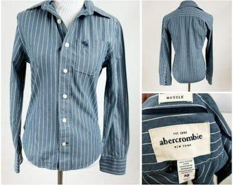 d16bb2d1f6 Vintage Abercrombie Dress Shirt