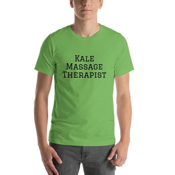 21a4ca1ecc Vegan Shirt Vegan Gift Kale Massage Therapist Funny Vegan | Etsy