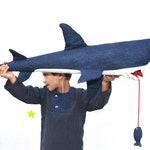Hai-Schultüte Bruce • eBook & Schnittmuster