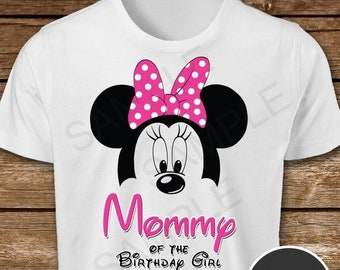 Minnie Mouse T Shirt Design | Minnie Mouse Tshirt Etsy