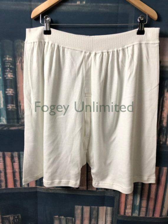 Vintage Fuller Cut Style Trunks Drawers Underwear