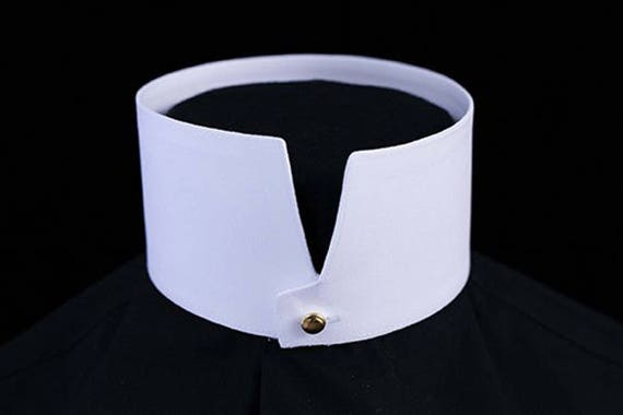 BRAND NEW Starched Stiff Detachable Shirt Collar GRAFTON. COLLAR ONLY