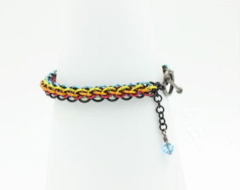 JPL5 Jens Pind Linkage bracelet chainmail