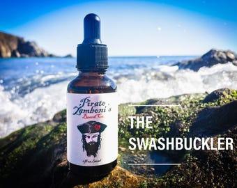 The Swashbuckler Beard Oil