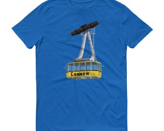 a4c678e74f769 Cannon Ski Resort Short-Sleeve T-Shirt
