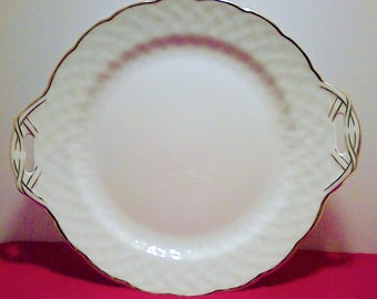 Vintage BERNARDAUD LIMOGES  Cake Plate