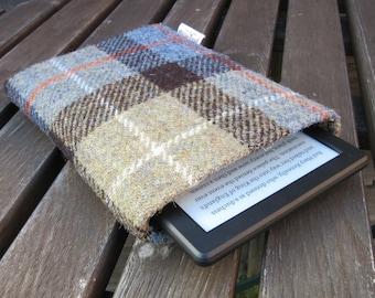 HARRIS TWEED Kindle eReader case