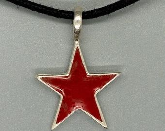 necklace pendant Che Guevara; Cuba Orginal handicraft jewellery jewelry gift talisman handmade homemade children boys girls