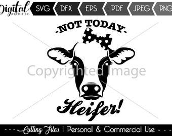 heifer svg etsy