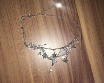 Extended Charm Necklace Chain