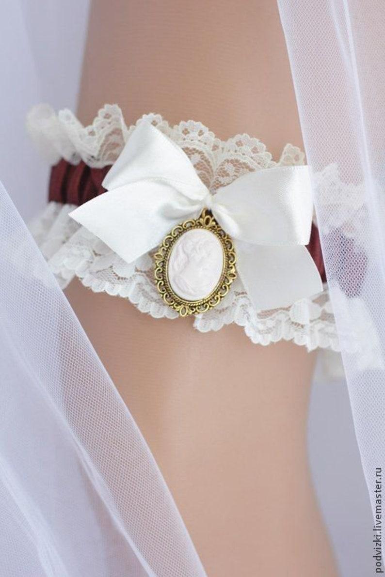17175b3d7 Lace wedding garter Wedding garter ivory bridal garter