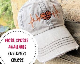2cd31a580af Baseball mom hat