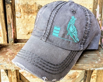 5787d373642 Women s Barrel Racing Hat