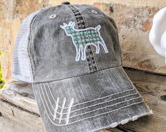 Garbage Goat Trucker Hat