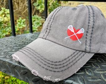 92238182 Women's lacrosse hat, lacrosse hat, lacrosse baseball cap, lax hat, lacrosse  birthday gift, lacrosse christmas gift, #lacrosse, lax