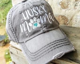 03cc6de9ecc Women s Siberian Husky Hat