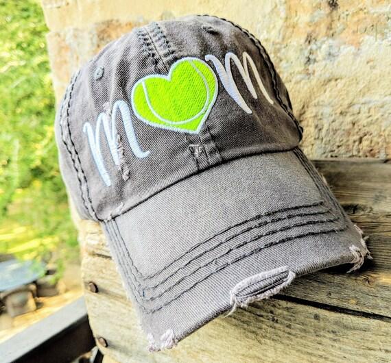 228c7d4eb Tennis mom hat, Women's Tennis Baseball Cap, Women's Tennis Hat, Tennis  Baseball Cap, Tennis Hat, Women's Tennis Gift, #Tennis, Tennis