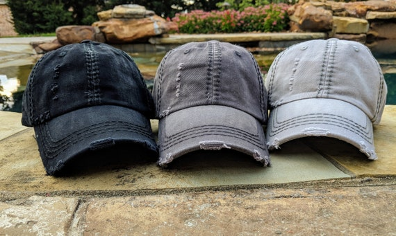 Distressed Ponytail Cap High Ponytail Cap High Ponytail Hat  6a44f8be8e1