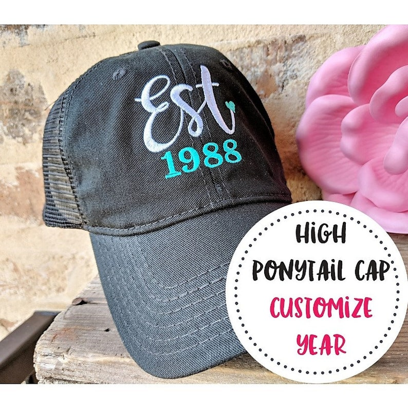 Womens Birthday Hat 40th