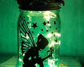 Fairy Mason Jar Lights